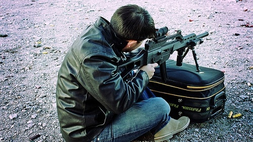 best scope for a Ruger 1022