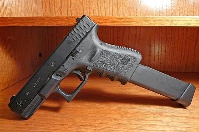 Choosing the first handgun