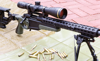 What Calibers Can You Build an AR-15