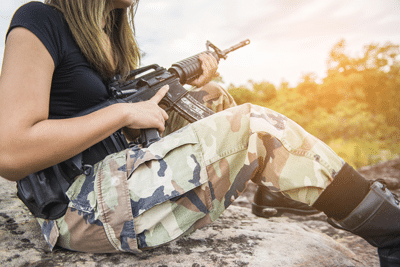 What is the legal barrel length for an ar 15